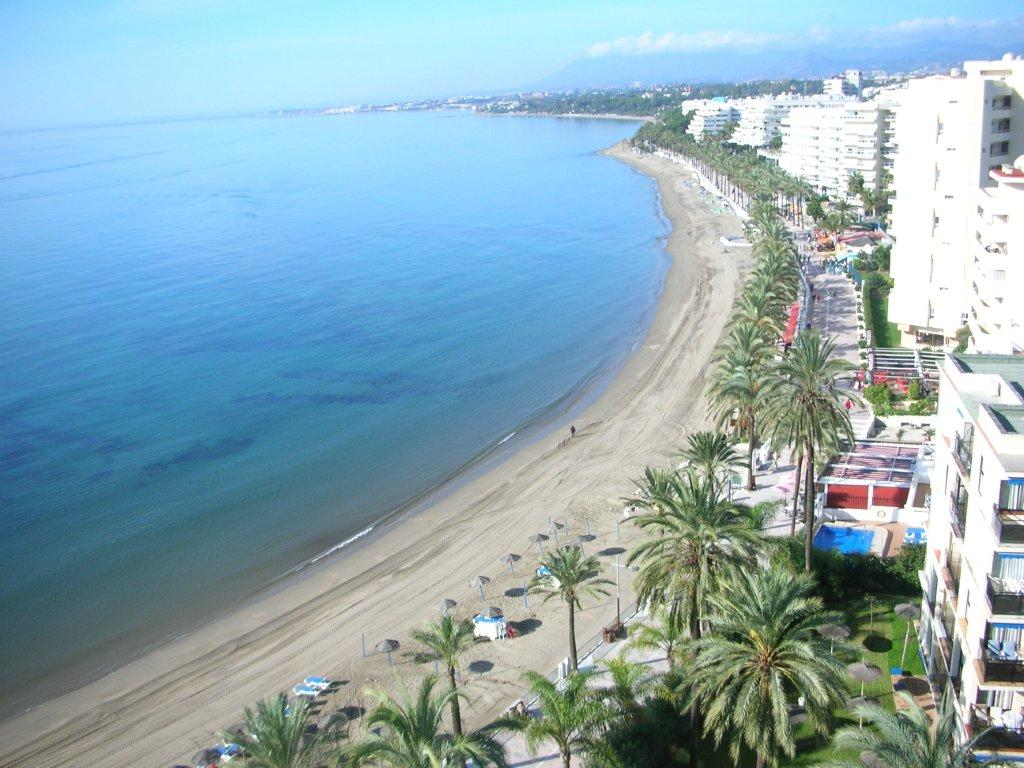 Skol apartments, Marbella - apartment 811A - west facing balcony view