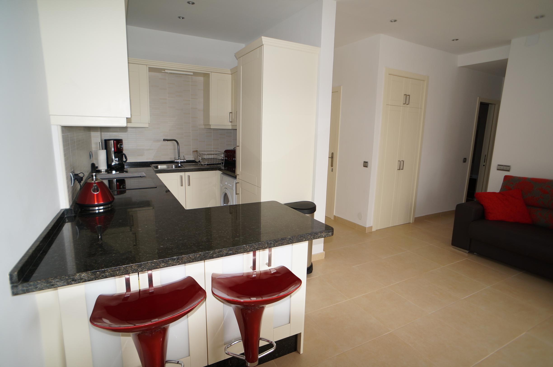 Skol apartments, Marbella - apartment 811A -  kitchen
