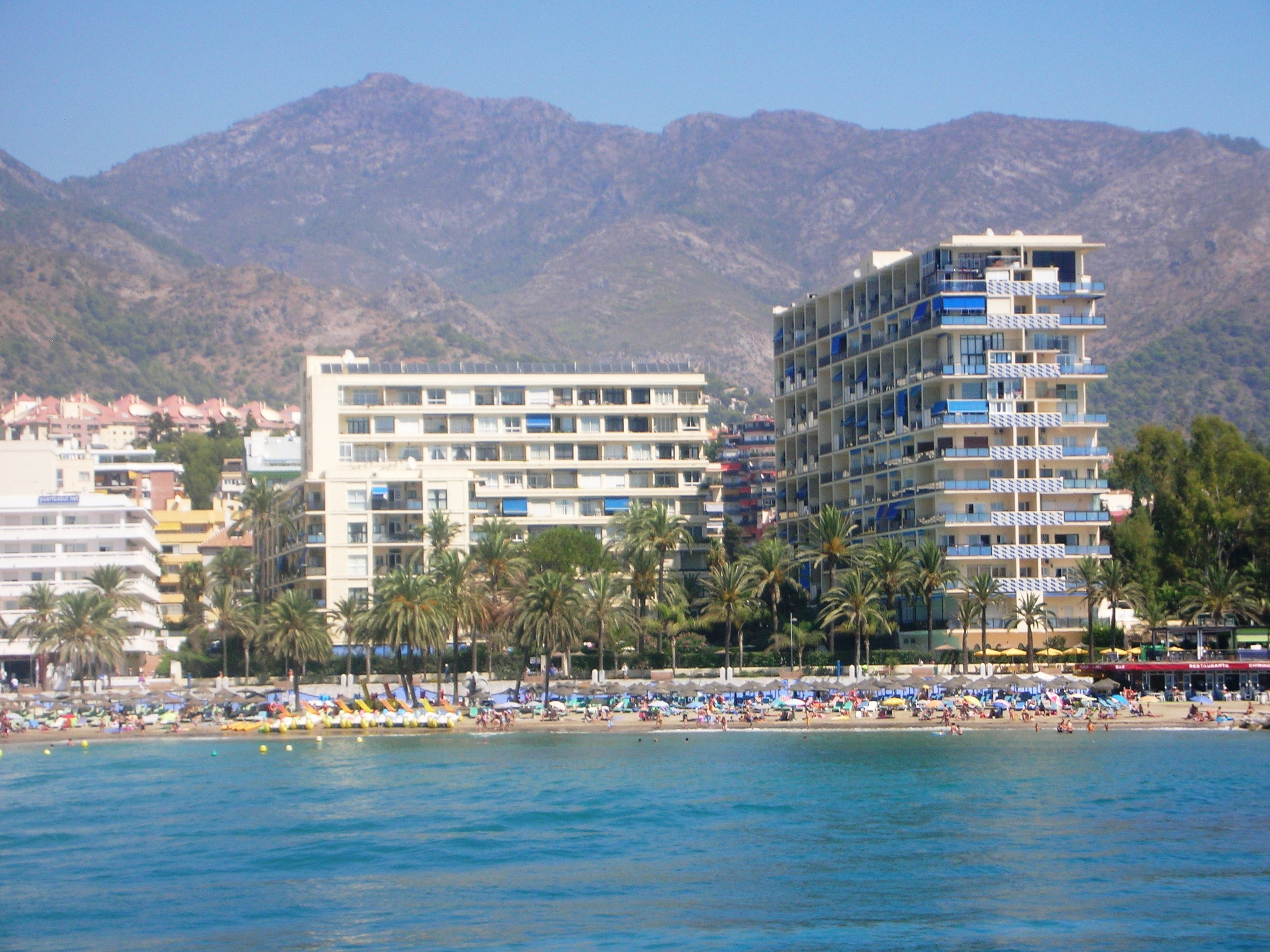 Skol apartments, Marbella