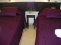Skol apartments, Marbella - apartment 811A -  Bedroom set up as 2 singles