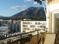 Skol apartments, Marbella - apartment 811A -  balcony mountain backdrop
